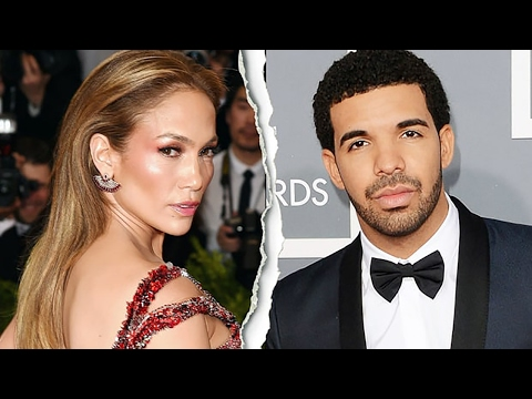 SPLIT! Drake and Jennifer Lopez BREAK UP - Back...