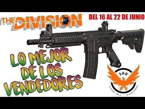 LVOA-C / M4 - LO MEJOR DE LOS VENDEDORES - THE DIVISION - 16 AL 22 JUNIO
