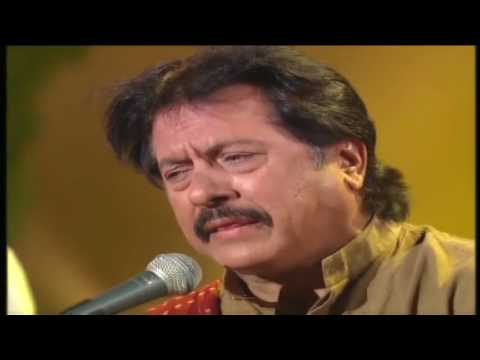 Dil Lagaya Tha | Sad Song | Legendary Singer Attaullah Khan | Virsa Show