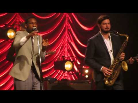 Leon Bridges w/ Nick Waterhouse - Mississippi Kisses - Live @ the Fonda Theatre 11-10-15 in HD