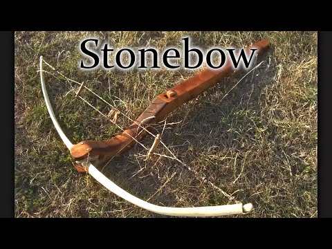Making medieval stonebow - pellet crossbow