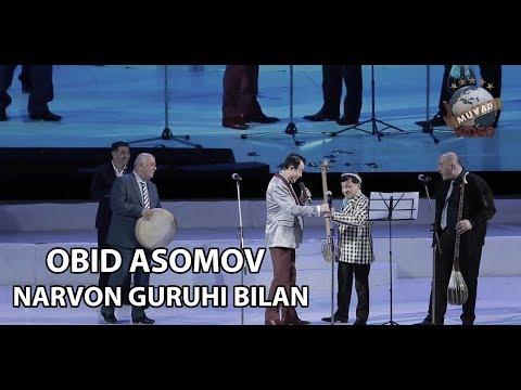 OBID ASOMOV 2018 Narvon guruhi bilan duet
