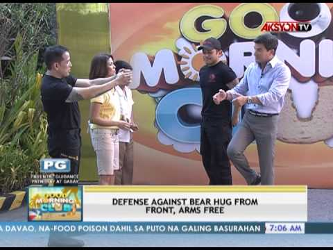 News5E  | BEST SELF-DEFENSE AWARENESS TIPS with Chiqui Roa-Puno & Edu Manzano