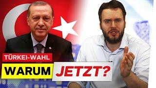 Türkei-Wahlen: LETZTE CHANCE für Erdogan?