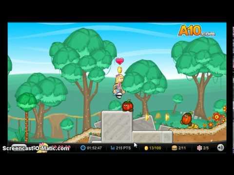 бесплатные игры для девочек papa louie 2 burgers attack