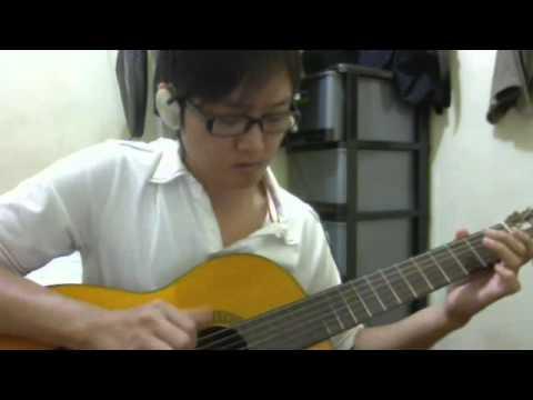 当你孤单你会想起谁 Dang Ni Gu Dan Ni Hui Xiang Qi Shui - FingerStyle Guitar Solo