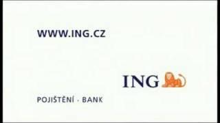 ING životní pojištění a penzijní připojištění reklama