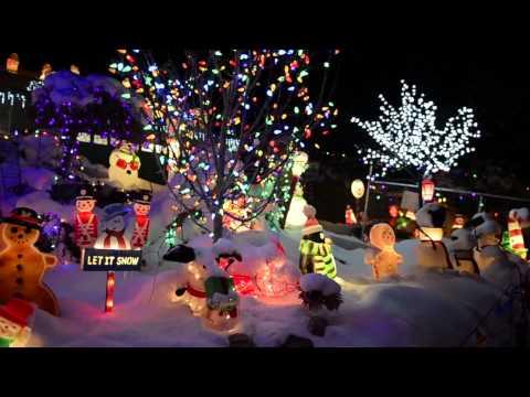 Holiday Light Brigade 2013: 805 E. 18th Ave., Salt Lake City