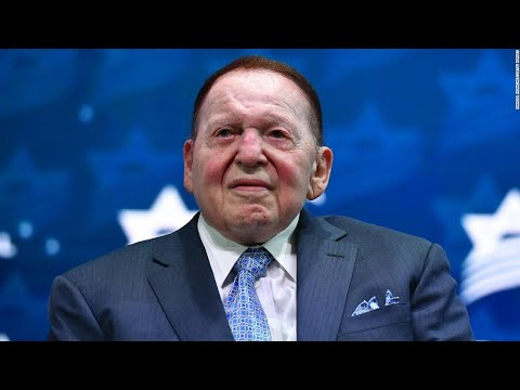 Sheldon Adelson, Republican kingmaker and casino magnate, has ...
