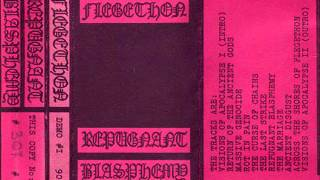 FLEGETHON (Greece) - Repugnant Blasphemy (1990 Demo)