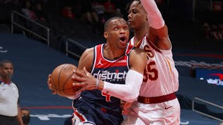 Westbrook Triple Double Clinches Play In Spot Wizards! 2020-21 NBA Season