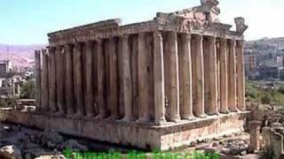 Temples of Baalbek and Anjar