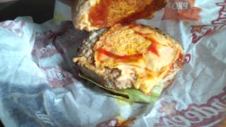 Food Review: Turkey Burger And Double Cheesburger From Hardee's Crewe Va