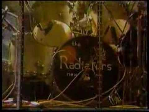 The Radiators Song Of The Faithful Departed