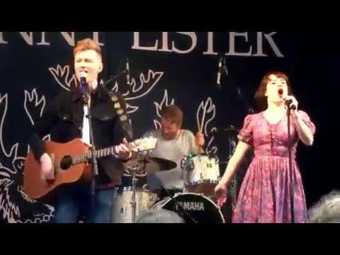 Skinny Lister - Wanted (Libori Fest 2016)
