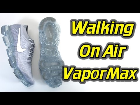 Nike VaporMax Review - Is It Actually Good?