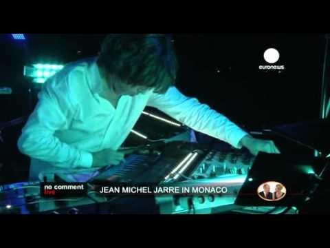 Jean Michel Jarre Monaco LIVE