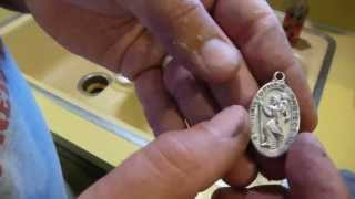 How to clean silver with aluminum and baking soda