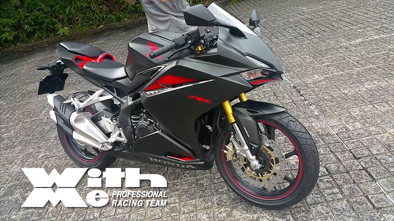 2016 honda cbr250rr nsx for Honda cbr250rr usa
