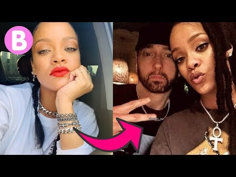 The Truth About Rihanna And Eminem's Relationship | Boom Bang