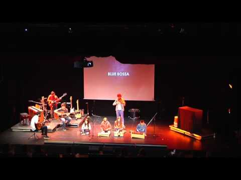 FESTIVAL DE PRIMAVERA 2016 ESCUELA DE MUSICA COLEGIO BRAINS