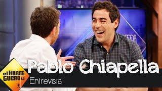 """Pablo Chiapella: """"Tengo miedo a quedarme calvo"""" - El Hormiguero 3.0"""