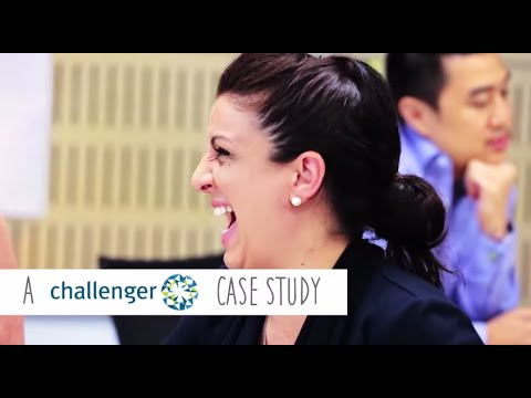 Challenger - Customer Case Study: Using recognition to give employees a chance to have their say