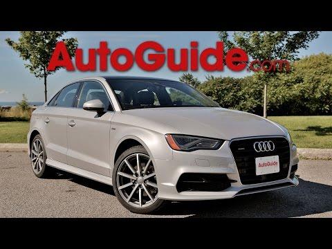 2015 Audi A3 - Review