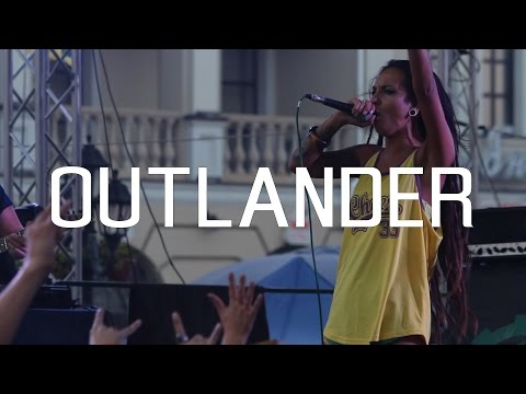 JINJER - Outlander (Respublica 2015)