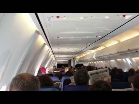 Sun Country Airlines Boeing 737-800 Cruising Altitude