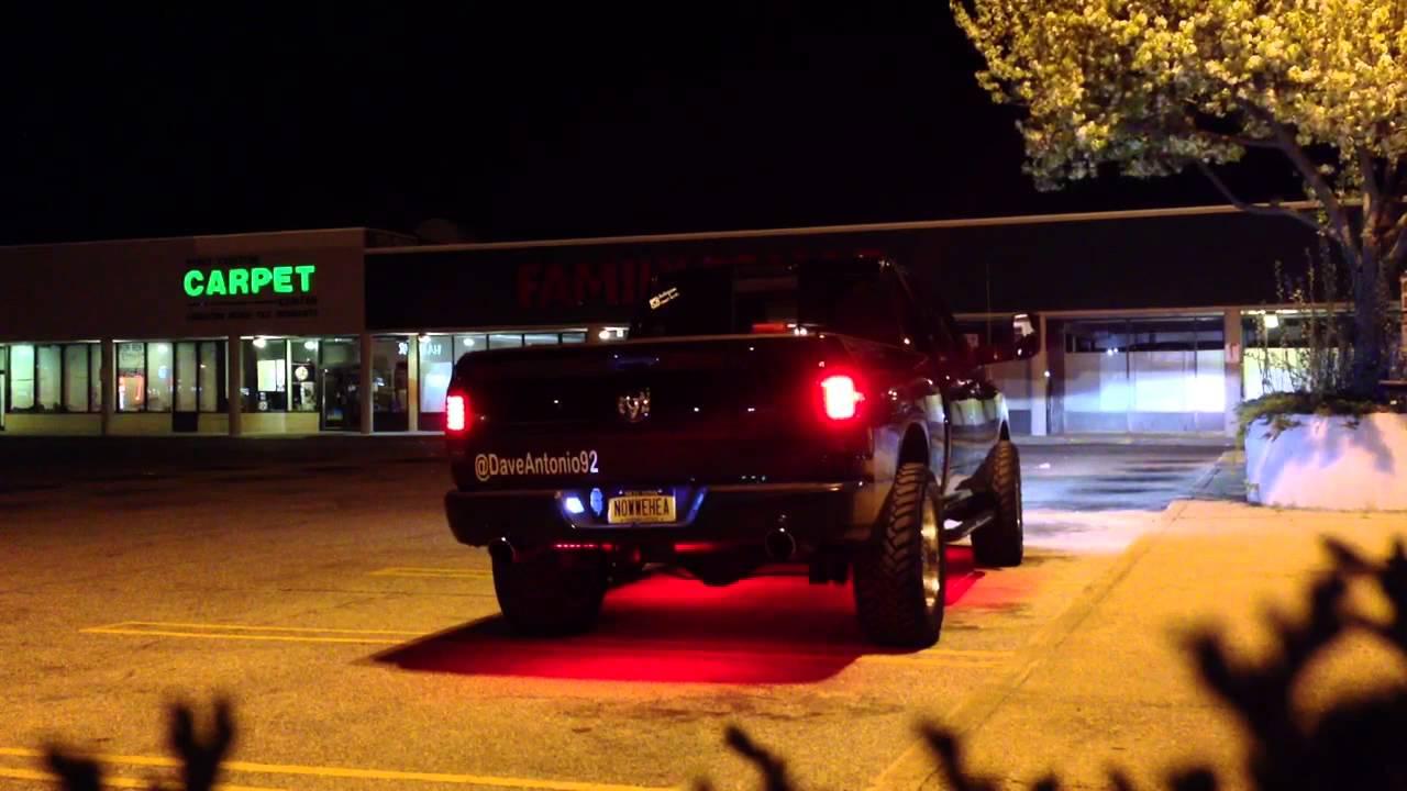 ab30d6ffa0f 2012 Dodge Ram Mopar Exhaust - YouTube