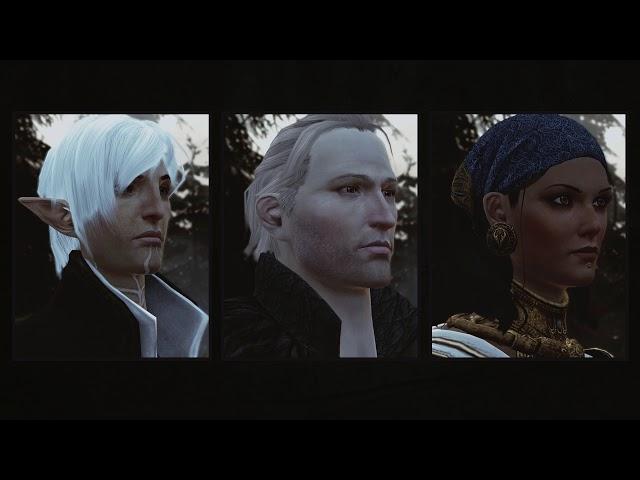 Fenris Romance [Party Banter] | Dragon Age 2