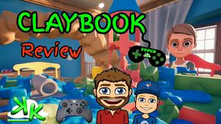 Claybook (Game Preview) – Xbox One Game Play and Review