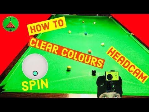 How To Clear The Colours