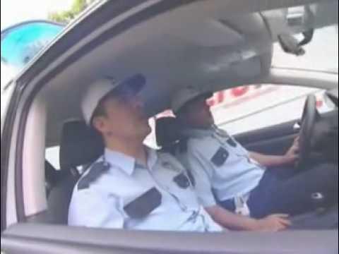 Polis Ahmet ŞENGÜL - Hız Yapma (klip)
