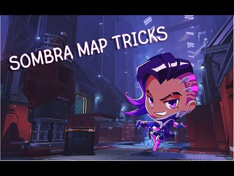 Sombra Map Tricks: Volskaya Industries (Read Description for Guide)