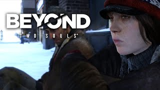 Beyond Two Souls 10 | Obdachlos und eiseskälte | Remastered Gameplay thumbnail