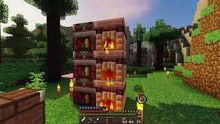 """Minecraft: Oczami Jaskiniowca #3 -  """"Nasza jaskinia!"""""""