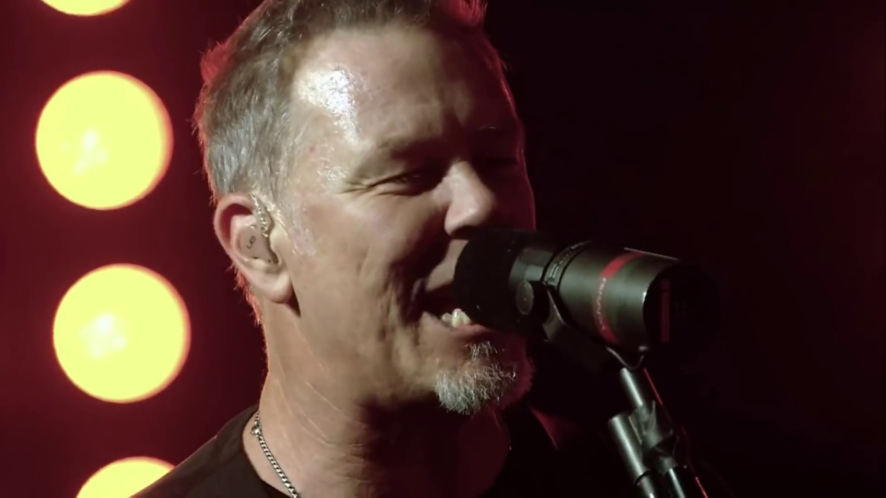 METALLICA - Mission: Metallica Closing; Band Play BBC 1 ...