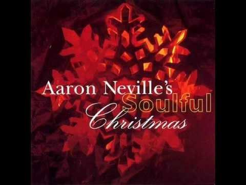 Aaron Neville Louisiana Christmas Day.