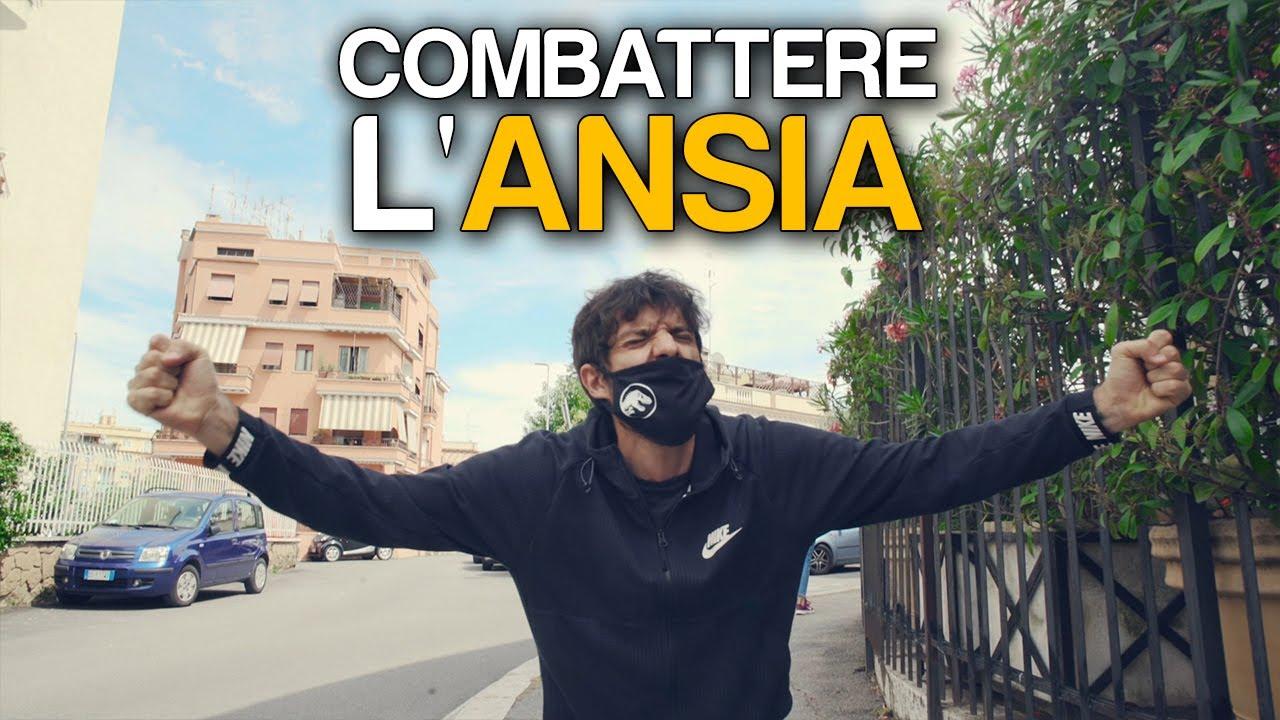 COME COMBATTERE L'ANSIA - YouTube