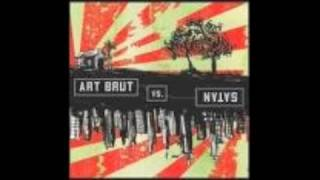 Art Brut - DC Comics And Chocolate Milkshakes
