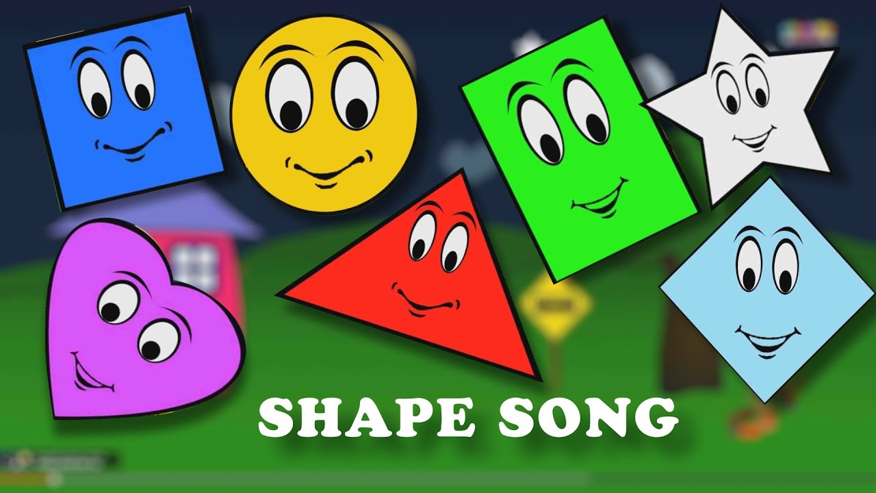 Shapes Song - YouTube