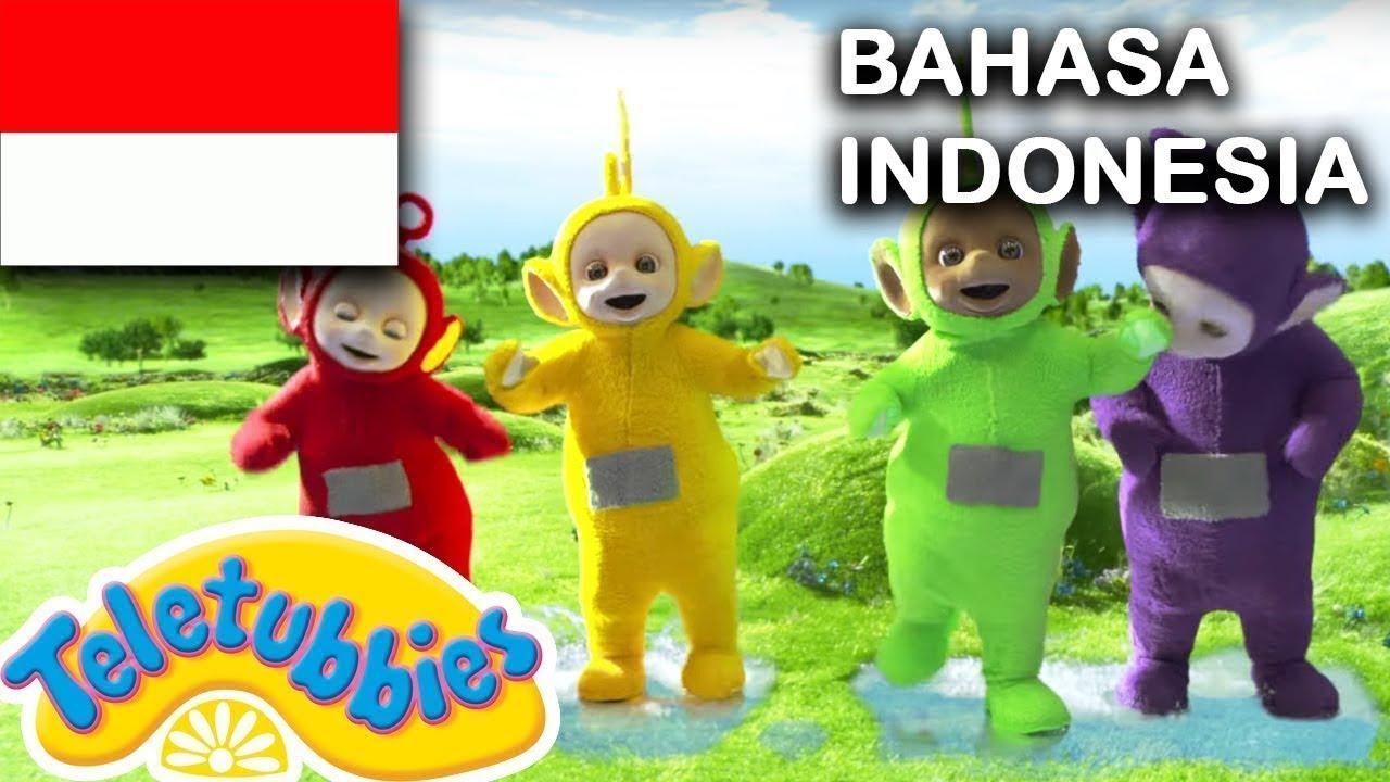 ★Teletubbies Bahasa Indonesia★ Main Air ★ Episode Baru