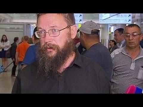 Стерлигов вернулся в Москву из Карабаха, но семью не взял