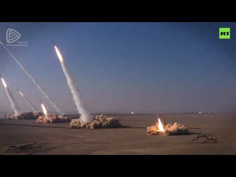Missiles & drones | Iran displays military strength in desert