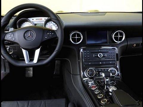 mercedes benz sls amg 2012 interior and exterior - Mercedes Benz Sls Amg Interior