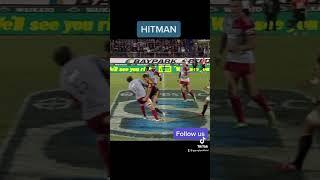 Richard Kahui vs Crusaders #Shorts