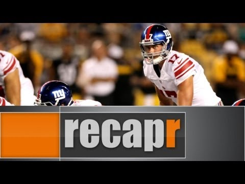 Recapr: Curtis Painter named Giants backup QB
