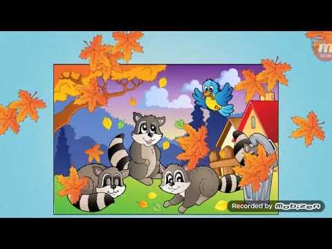 Trò chơi ghép tranh những chú sóc vui nhộn